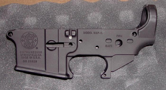 AR-15 Lower Receiver